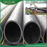 Tubo de polietileno de alta densidad (PE) para suministro de gas