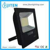 세륨 승인되는 IP65 100W LED 옥외 갱도 Conopy 플러드 빛 또는 투광램프