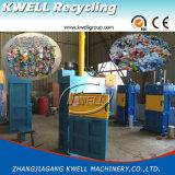 Macchina d'imballaggio della carta straccia/macchina di plastica della pressa-affastellatrice