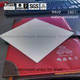 OEM materiale del pannello isolante di Gpo-3/Upgm 203 della stuoia Anti-Shock della vetroresina disponibile
