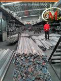 201, tube matériel de l'acier inoxydable 304