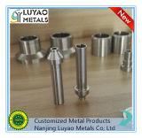 Präzision Customed CNC-maschinell bearbeitenaluminium/Edelstahl/Kohlenstoffstahl-/Eisen-maschinell bearbeitenteile