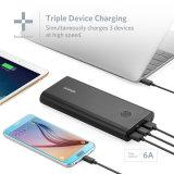 Batteria esterna portatile Premium di capacità elevata del caricatore di Anker Powercore+ 26800 con la carica rapida 2.0 di Qualcomm e Powerport+ 1 con la carica rapida della parete della carica 3.0