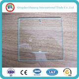 Vidro de folha transparente de 1-2,7 mm para moldura fotográfica