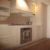 Белая самомоднейшая деревянная мебель дома кухни HPL