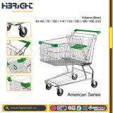 Highbright Mehrfachverbindungsstelle redet Einkaufswagen-kaufenlaufkatze an