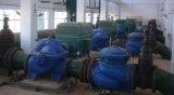 Pompa centrifuga per l'impianto di irrigazione della centrale elettrica