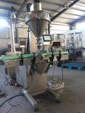 Remplissage linéaire automatique de foreuse de lait en poudre