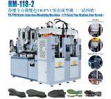 Máquina da injeção da Dobro-Cor para o Tr/TPR/TPU ou o PVC (duas estações)