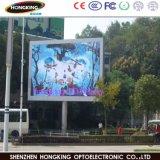 Écran polychrome extérieur d'Afficheur LED de panneau de la location P4.81 DEL