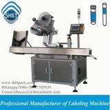 Автоматическое изготовление машины для прикрепления этикеток пробирки пробки ампулы стикера
