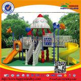 Im Freientyp Kind-Spiel-Geräten-Plättchen des Spielplatz-2017