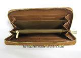 Wallet di disegno del ricamo di colore di Contast della signora