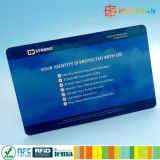 L'IDENTIFICATION RF bloquant la chemise de carte de dresseur protègent des caractéristiques par la carte de crédit d'information