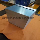 Piatto di alluminio per la tastiera del calcolatore