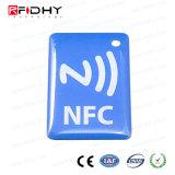 MIFARE mais o Tag Epoxy de NFC para anunciar