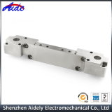 Liga de alumínio personalizada que faz à máquina as peças do CNC para médico