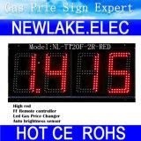 Знак индикации газовой цены 8 дюймов СИД (TT20F-3R-RED)