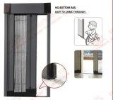 Алюминиевая сеть насекомого нержавеющей стали аккордеони для входной двери (BHN-FD02)