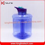 brocca di acqua di plastica di nuovo disegno 2017 con paglia (KL-8037)