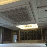 Moderner Entwurfs-Kristallleuchter für Hotel-Projekt