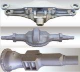 Grauer duktiler Eisen-Gussteil-Wellen-Arm für Baggeranlage