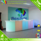 Recargable Iluminado Hotel Club plástico LED Barra