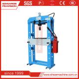 Máquina pesada de la prensa hidráulica de la Cuatro-Columna 1000t de Siecctech Ysie32 (YSIE32-1000TON)