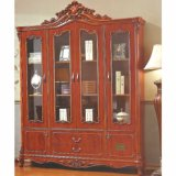 Cremalheira de madeira da biblioteca e de compartimento para a mobília de escritório Home