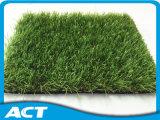 Relvado artificial L40 da grama do jardim high-density