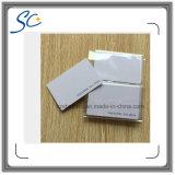 Tarjeta en blanco imprimible del PVC de la alta calidad 86*54m m