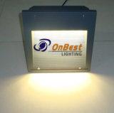 luz da etapa do diodo emissor de luz 18W para aplicações ao ar livre da escada