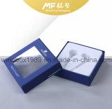 Caixa de empacotamento eletrônica do cartão simples conveniente do papel do retângulo