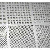 Feuille métallique perforée en aluminium pour écran et cloisons