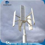 indicatore luminoso di via solare dell'ibrido LED di vento 200With300With400W del laminatoio verticale della turbina