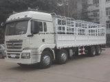 Precio del carro del cargo del carro del camión de la estaca de las ruedas de la promoción de ventas M3000 8X4 12