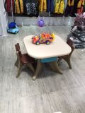 Table et chaise en plastique pour enfants 2017 (HBS17076B)