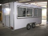 Carros móveis do fast food (SHJ-MFS400H)