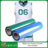Qingyi High Quality Factory Transfert de tissu en vinyle PU Flex pour T-Shirt