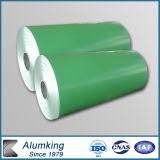 Цвет Ral Pre-Painted катушка покрынная цветом алюминиевая с высоким качеством