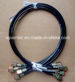 Boyau/éprouvette/canalisation vérificateurs de pression de barre du boyau flexible 400