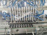 Llenador automático y máquina que capsula para producir el líquido del lavado con servicio de ultramar