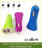 5V, fabricante universal del cargador del coche del USB 1A