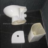 세라믹 코너 화장실 2 피스 Wash-Down 화장실