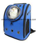 Bolso del morral del portador del perro de animal doméstico del hombro del doble de la cápsula de espacio (CY3584)
