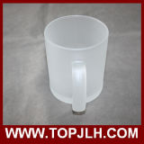 個人化された様式のブランク11ozの曇らされたガラスのマグ