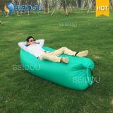 Strand Laybag Bohnen-Beutel-aufblasbares Luft-Nylonc$schlafenfauler Beutel