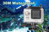 リモート・コントロールWiFiのスポーツの処置のカメラ