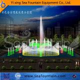 Fontaine décorative de musique de stationnement fait sur commande de modèle de Seafountain