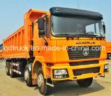 SHACMAN vrachtwagen 50 8X4 Ton van de Vrachtwagen van de Stortplaats